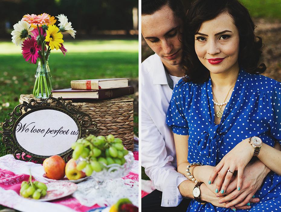 Los Angeles Couples Engagement Portrait Photographer