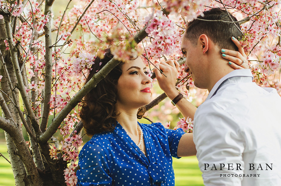 Los Angeles Couples Engagement Portrait Photographer