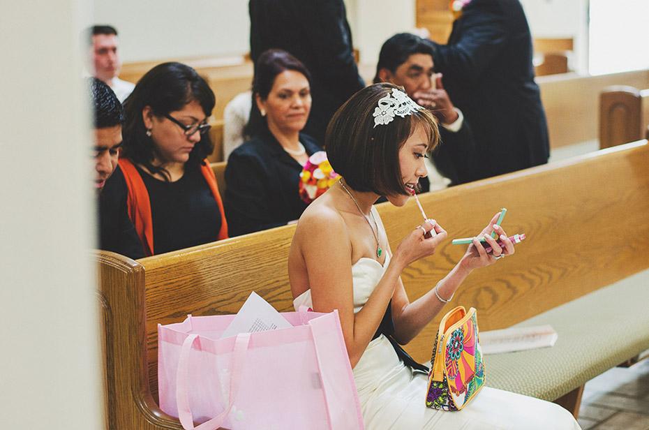 Los Angeles Catholic Wedding Photographer