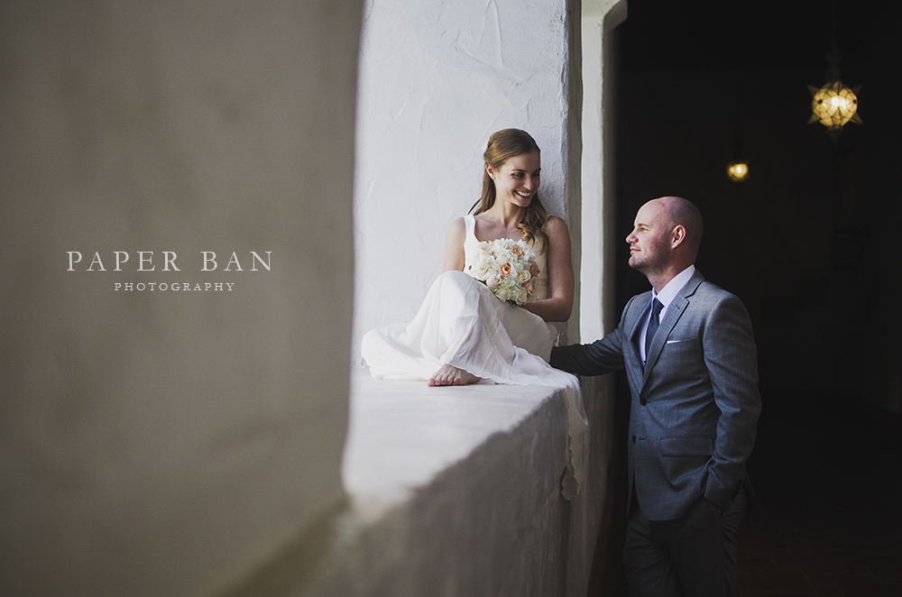 Santa Barbara City Hall Wedding Photographer