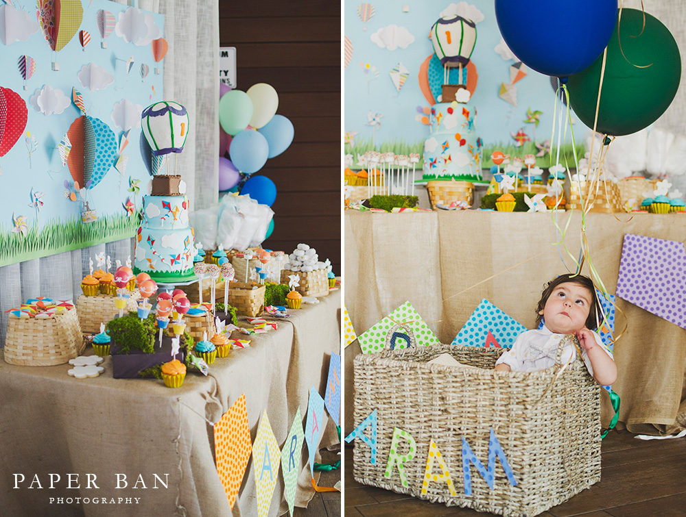 Los Angeles Armenian Christening Birthday Photographer