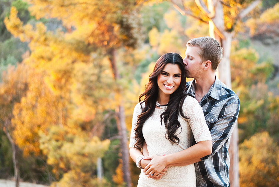 Los Angeles Whittier Engagement Photography