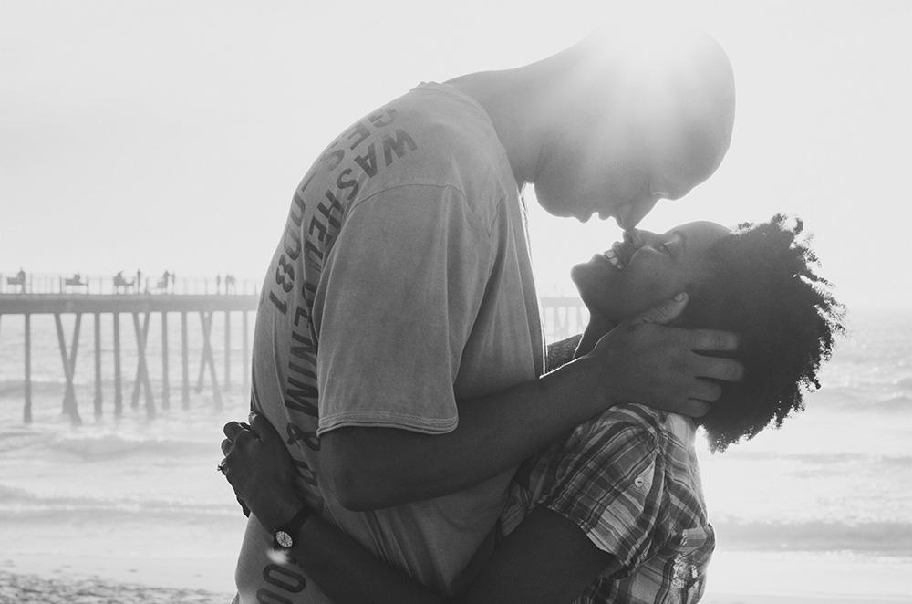 Hermosa Beach Engagement Photographer