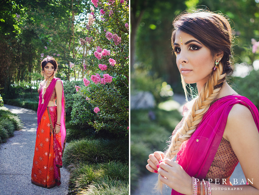 Los Angeles Indian Portrait Photographer