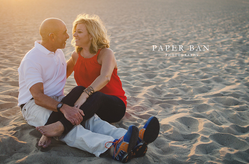 Los Angeles Malibu Engagement Photography