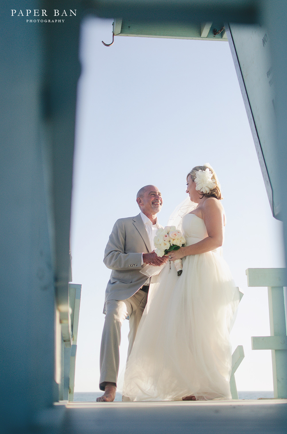 Los Angeles Beach Wedding Photographer