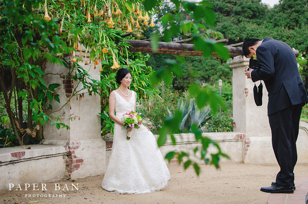 Los Angeles Bridal Portrait Photographer