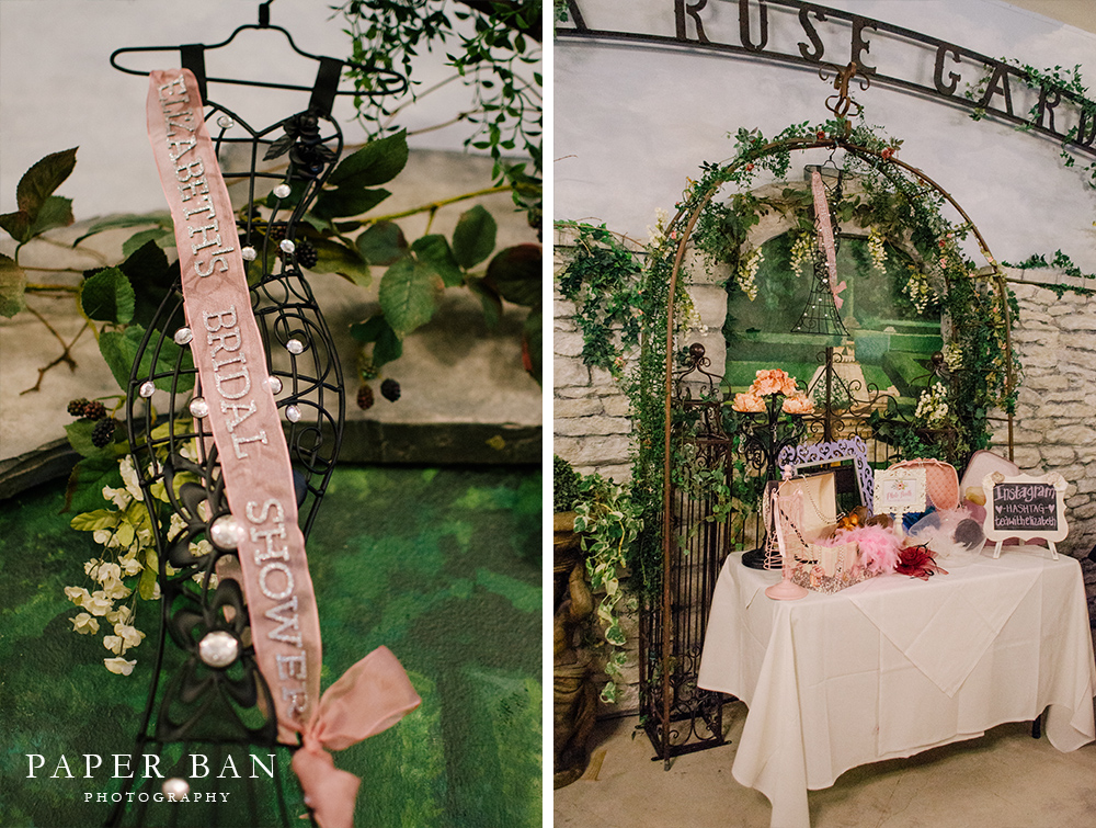 los angeles bridal shower photographer