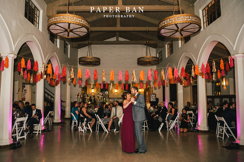 Eagle Rock Center for the Arts Wedding Photographer