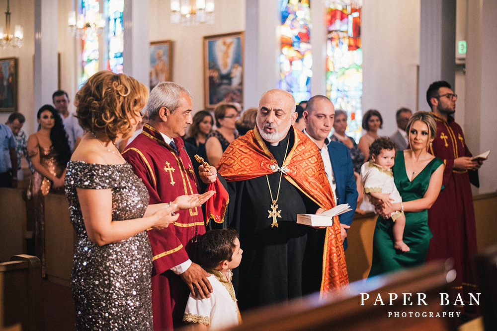 Los Angeles Christening Photographer