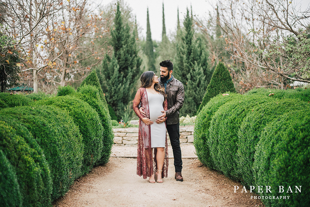 Los Angeles Outdoor Maternity Portrait Photographer