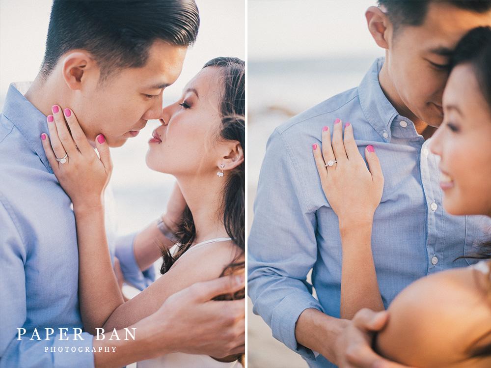 Malibu Engagement Portrait Photographer