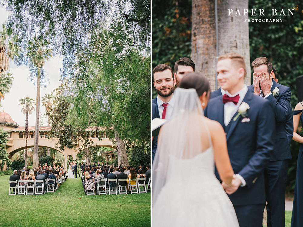 Castle Green Wedding