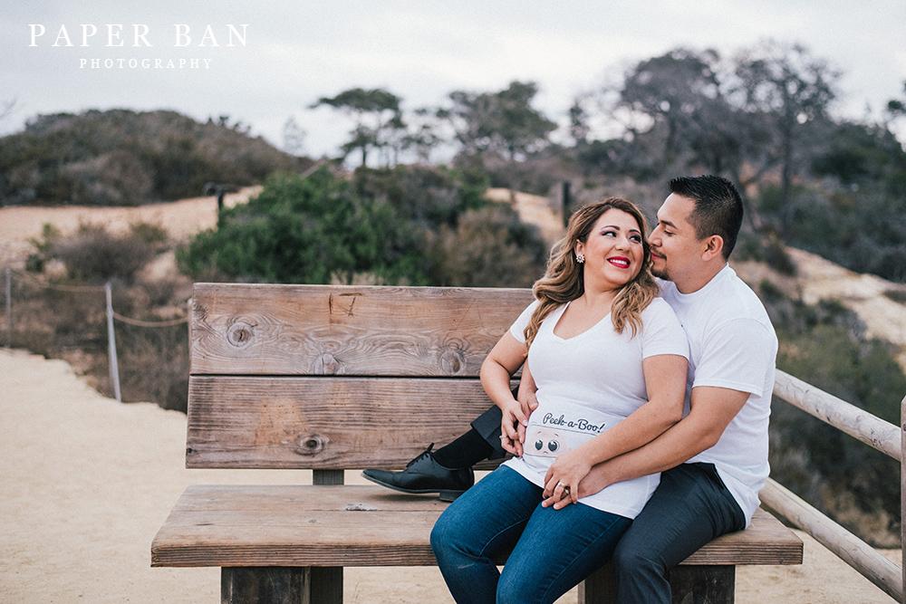 San Diego Maternity Portrait