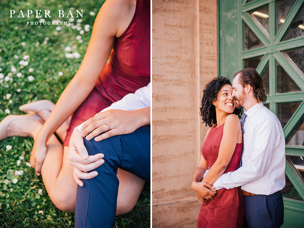 San Francisco Engagement Portrait Photographer