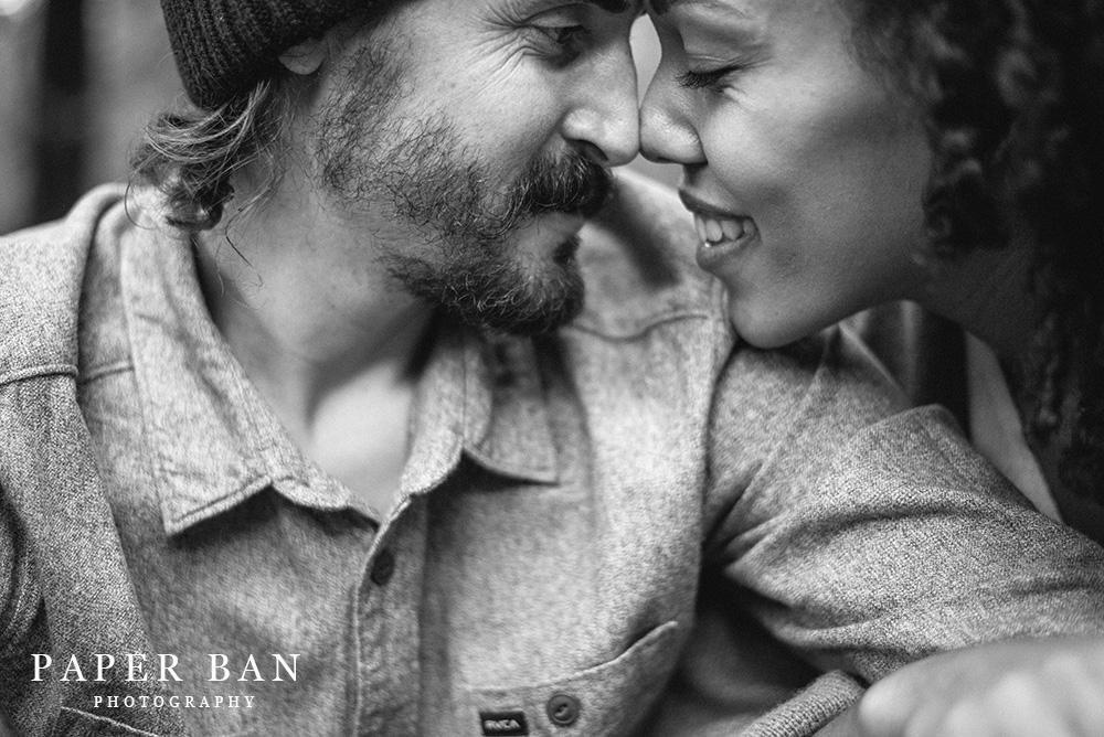 San Francisco Engagement Portrait Photographer