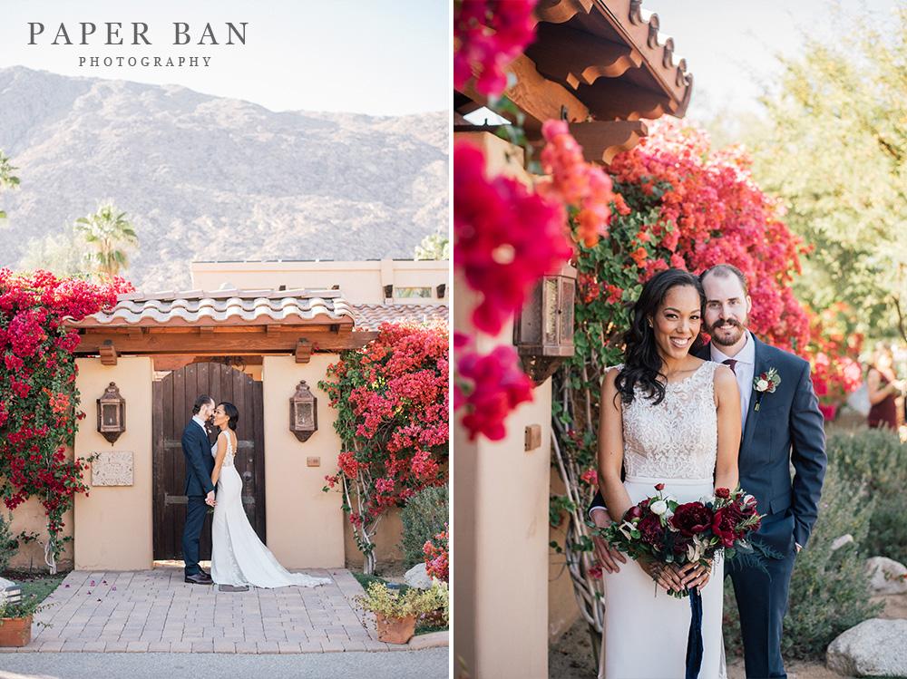 La Serena Villas Wedding in Palm Springs