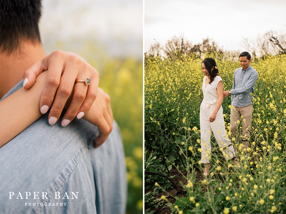 El Matador Engagement Session